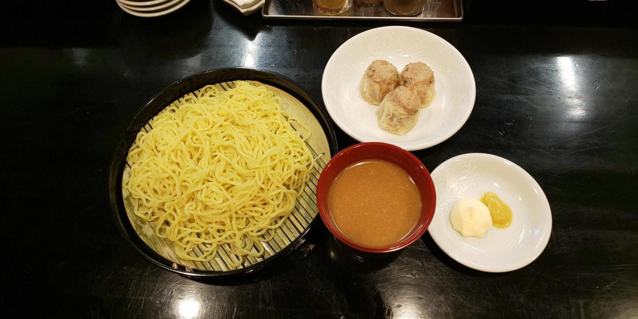 京風冷やしつけ麺